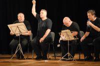 Kwartet dla czterech aktorów 2009, fot. Mirosław Grzegrzółka