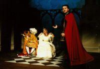 Śpiąca królewna 1992 fot. Archiwum Teatru Zagłębia