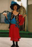 Zielony Gil 1994 fot. Archiwum Teatru Zagłebia