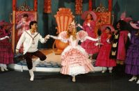 Królowa śniegu 1995 fot. Archiwum Teatru Zagłębia