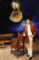Pan Tadeusz 1995 fot. Archiwum Teatru Zagłębia